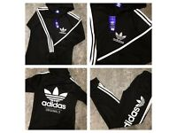 Brand New With Tags Ladies Adidas Tracksuits Black £30