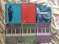 Jazz + blues piano tuition