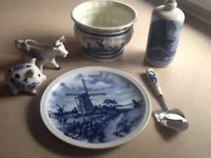 Delftware Collection