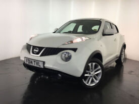 2014 NISSAN JUKE ACENTA DCI DIESEL 1 OWNER FROM NEW SERVICE HISTORY FINANCE PX