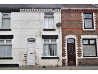 9 City Road, Walton, Liverpool. 2 bed mid terrace with GCH & DG, fitted kitchen. LHA welcome