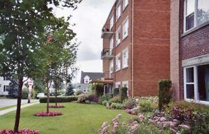 Award Winning 4½ Apartment - Beautiful, spacious, calm area!