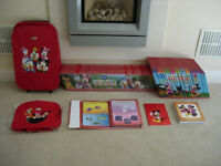 Mickey Mouse Clubhouse Educational Spanish Collection DVDx50, BOOKSx50, Activity Cards&more COMPLETE
