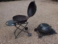 Portable Barbeques for Sale -- 6 available