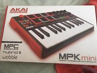 AKAI MIDI KEYBOARD TO GO
