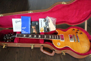 Brand New Gibson Les Paul Standard - Never Used!