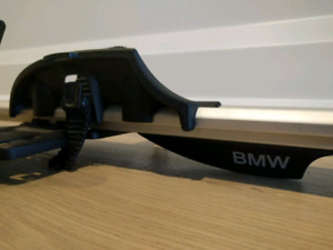 BMW OEM single bicycle roof carrier
