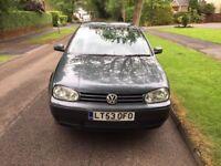 VW GOLF GTTDI DIESEL, Low Milage