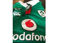 Ireland Rugby Top 16/17 XL Brand New