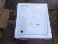 SHOWER TRAY 900 x 800 LOW LEVEL