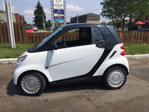 2008 Smart Fortwo Pure Coupe (2 door) PanoRoof