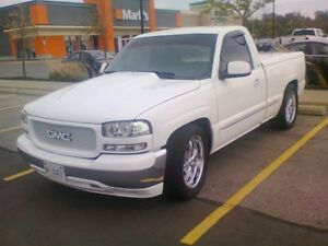 Custom GMC Shortbox Pick up