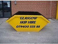 Cheap Skip Hire L@@K Glasgow Renfrewshire East Renfrewshire (all skips fit in driveways........