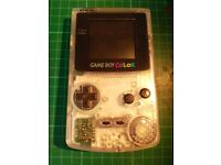 Gameboy Colour - Clear - Excellent condition - Works perfectly