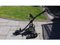 hillbilly terrain electric golf trolley £60