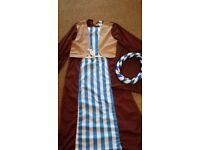 Joseph nativity dressing up costume