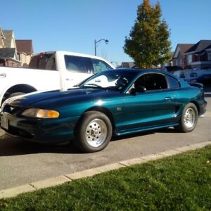 1995 Ford Mustang GT 5.0 Coupe (2 door)