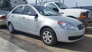 2010 Hyundai Accent L -- FINANCE THIS UNIT --