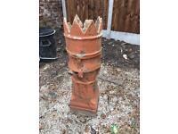 Large Chimney Pot - Planter