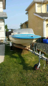 1986 boat with 50 hp engine