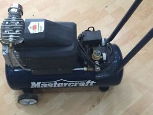Mastercraft 8 Gallon Air Compressors