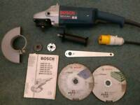 Bosch GWS 20-180H Angle Grinder (Excellent Condition)