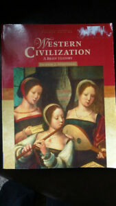 """Western Civilization"" Textbook. Spielvogel. 4th edition"