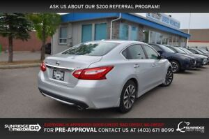 2016 Nissan Altima 2.5 SV, BACKUP CAM, BLUETOOTH, MOONROOF