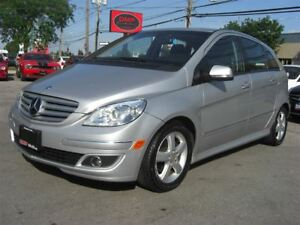 2007 Mercedes-Benz B-Class B200 *Sunroof / Leather* *LOW KM*