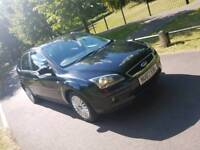 New Shape ford Focus 1.6 diesel titanium Superb drive&cond £1699 astra audi golf bmw