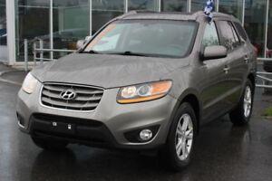 2011 Hyundai Santa Fe LIMITED*AWD*GPS*CAM RECUL*CUIR*TOIT*AC*BLU