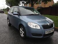Skoda Fabia 2008 low miles only 60k. CAMBELT & service done in 2017!