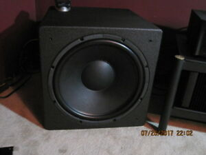 Power Sound Audio S1800 Subwoofer