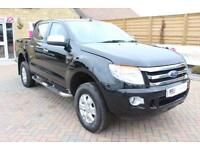 2015 FORD RANGER XLT 4X4 DOUBLE CAB TDCI 150 PICK UP DIESEL