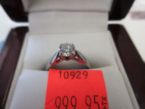 This peoples appraised 100 Facet Cut Diamond ring is a beautiful