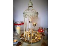 A Wonderful Unusual and Large Selection of Wedding Table Decorations