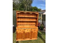 Dresser pine large