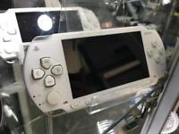 Sony PSP Console white