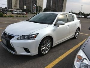 2016 Lexus CT 200h Touring Sedan