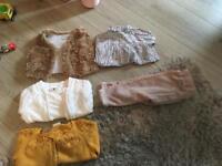 Girls next clothes bundle