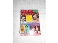 2 x Vintage Film Review Magazines from 1978