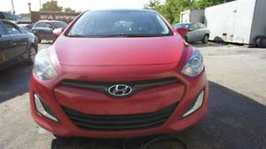 2013 Hyundai Elantra GT GLS, SUNROOF, 6SPEED