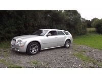 chrysler 300 crd auto estate,lovely condition