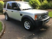 55 REG Land Rover Discovery 3 2.7TD V6 ( 7st ) 2 OWNERS - LOW TAX