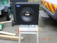 JBL XL Series 10 inch/25cm 1000 Watts Subwoofer Speaker