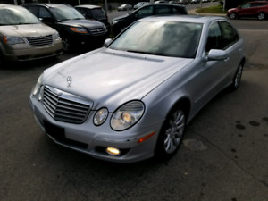 2008 Mercedes E300 3.0L 4MATIC Navi Service Stamps Ontario Car