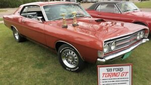 $$ REDUCED PRICE $$. 1969 Ford Torino GT