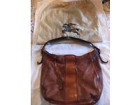 Big & Beautiful, Burberry Leather Handbag