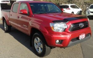 2015 Toyota Tacoma TRD SPORT 4X4 DOUBLE CAB REAR VIEW CAMERA Rem