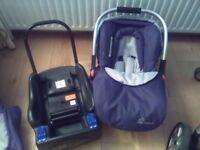 Baby Elegance Ego car seat for sale